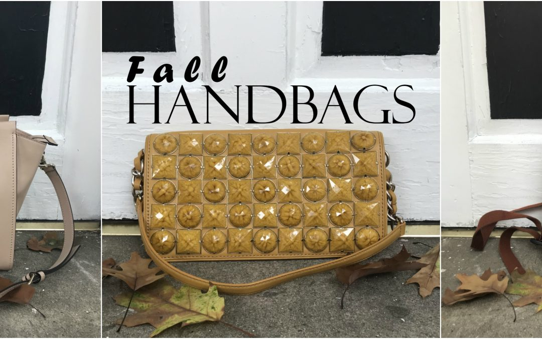 The CHIC-EST fall handbags!